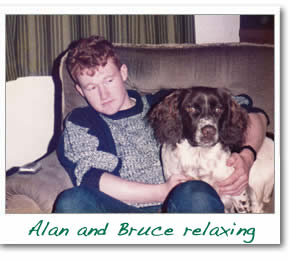 Alan and Bruce
