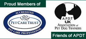 Members of APDT and Pet Care Trust